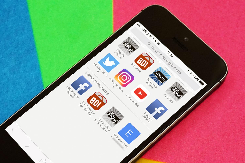 Photo of Defina quais atalhos de sites mostrar quando você abre uma nova aba no Safari