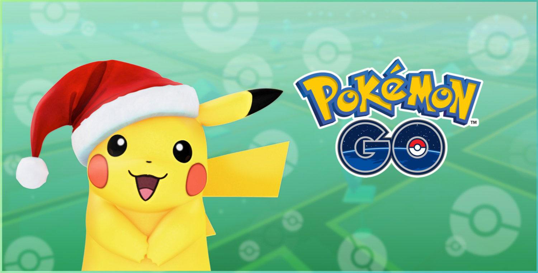 Resultado de imagem para pokemon go pikachu natal
