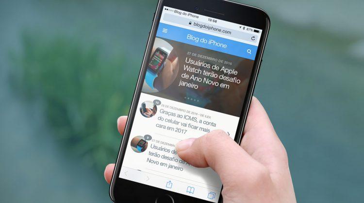 iPhone BDI