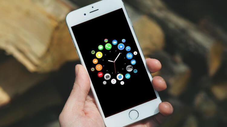 Conceito iOS 11