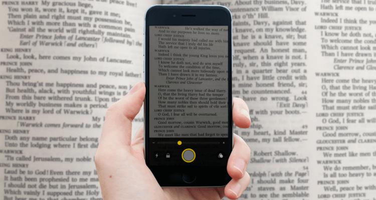 Photo of Aprenda como transformar seu iPhone em uma lupa, para ler textos pequenos