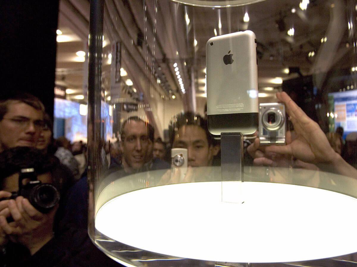 Photo of Apresentação do iPhone: um dia que tinha tudo para dar errado