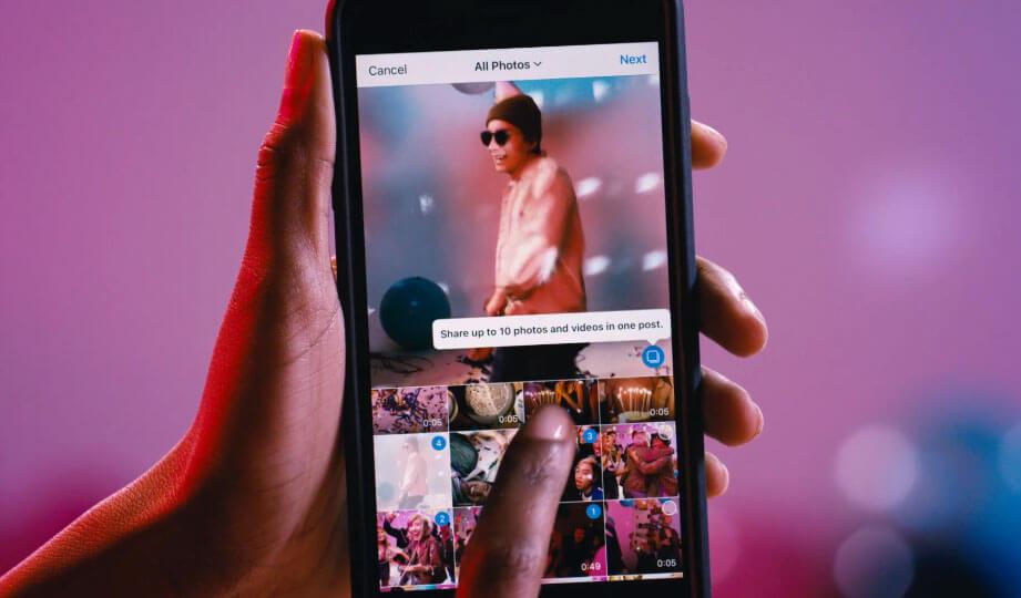 Photo of Apple agora tem um perfil oficial no Instagram