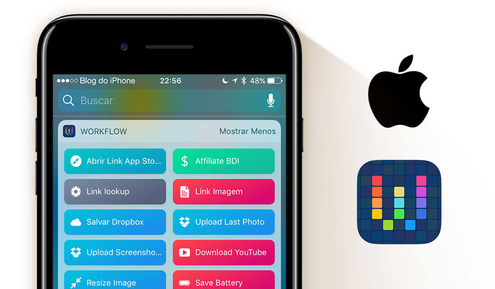 Photo of Apple compra o aplicativo Workflow e deixa-o grátis na App Store