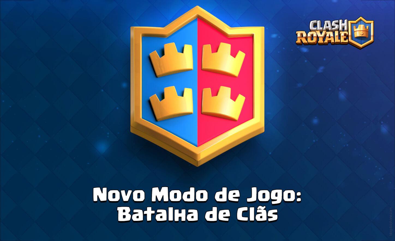 Photo of Nova atualização do Clash Royale trará batalha de clãs e novas cartas