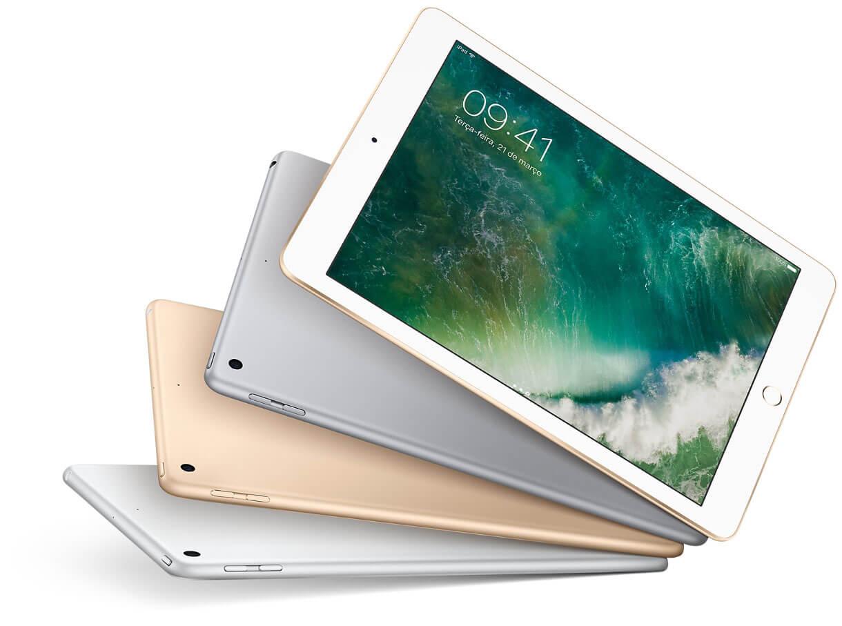 Photo of Tabela comparativa entre o iPad Air 2, iPad (5) e o iPad Pro 9,7″