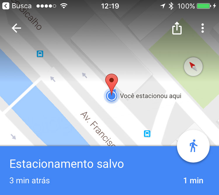 Photo of Como definir o local em que seu carro está estacionado com o Google Maps