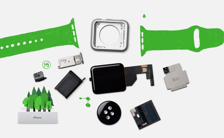 Photo of Apple diz que no futuro todos seus produtos usarão materiais 100% reciclados