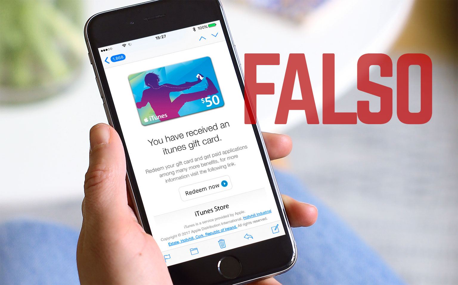 Photo of Emails falsos para descobrir senhas do iCloud estão cada vez mais sofisticados