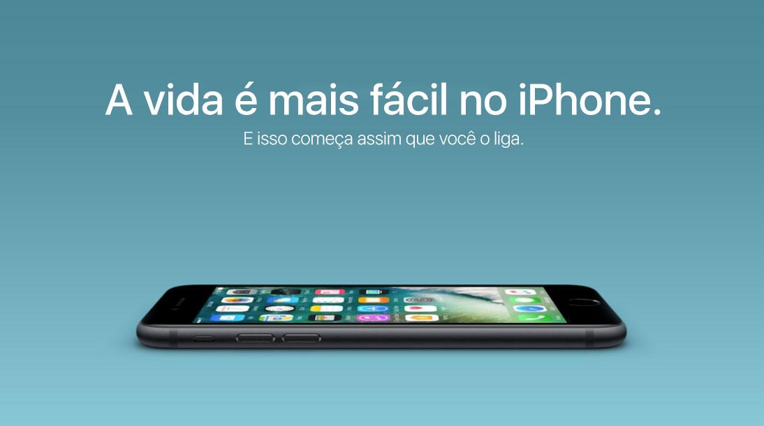 Photo of Nova campanha da Apple quer que usuários de Android mudem para o iPhone