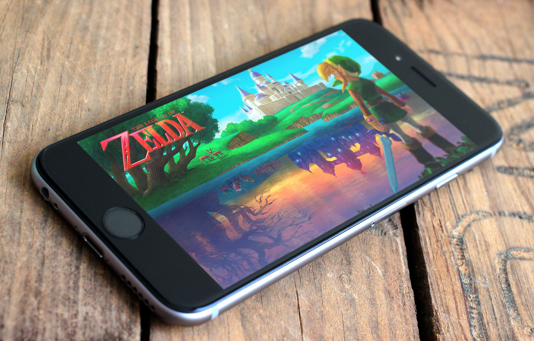 Photo of Nintendo quer lançar o jogo 'The Legend of Zelda' para iPhone até o final do ano