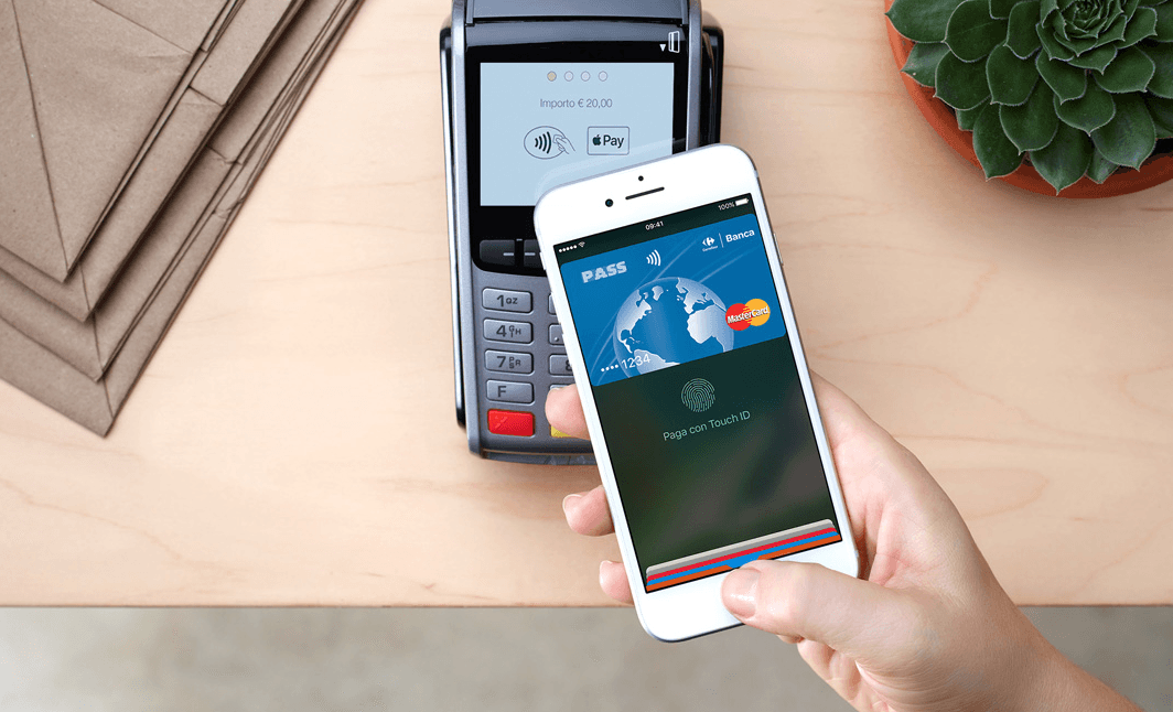 Photo of Apple Pay agora funciona também na Itália