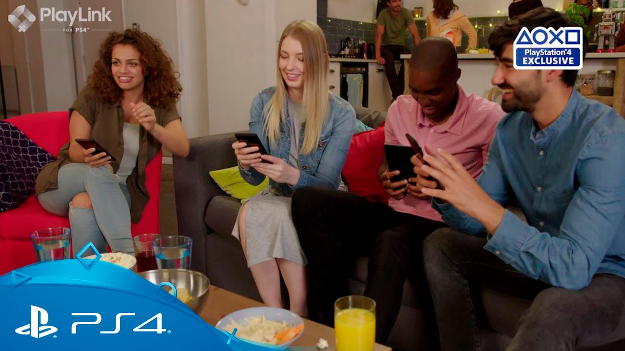 Photo of Sony anuncia PlayLink, jogos do PS4 em que você usa o seu iPhone como controle