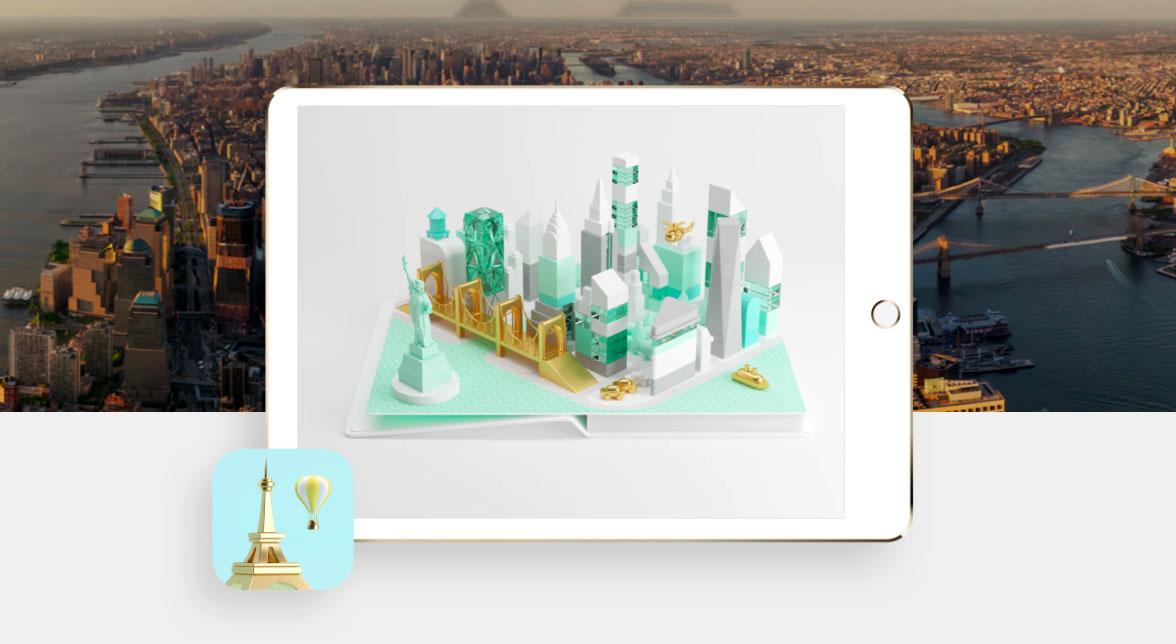 Photo of Veja como baixar de graça o aplicativo Air Pano City Book 360º