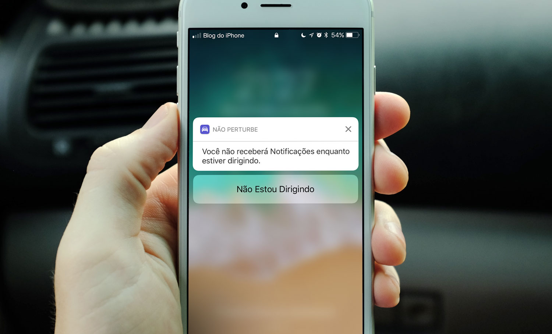 Photo of iOS 11 terá modo silencioso para quando você estiver dirigindo