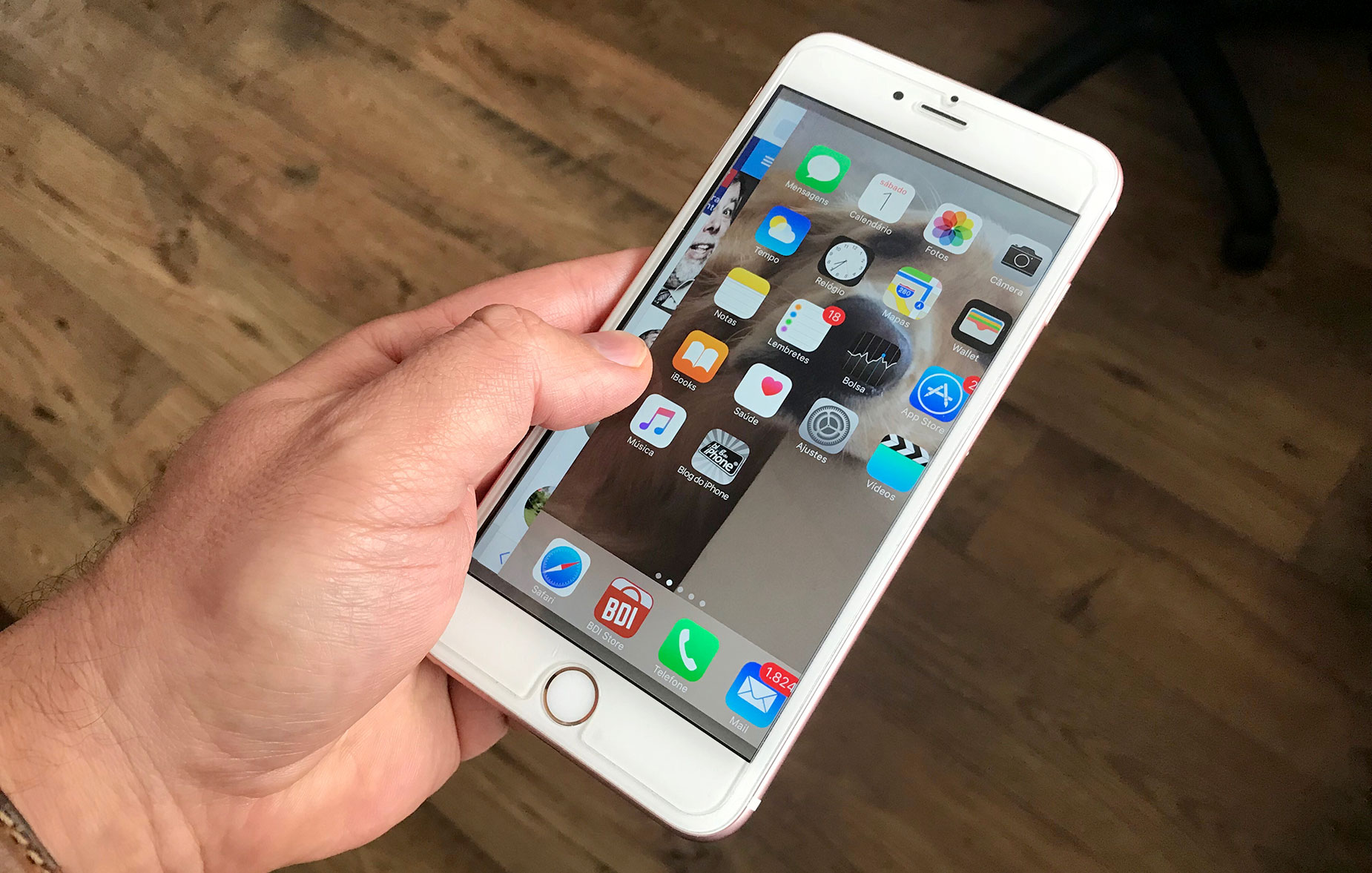 Photo of Multitarefa com o 3D Touch do iPhone não será mais possível no iOS 11