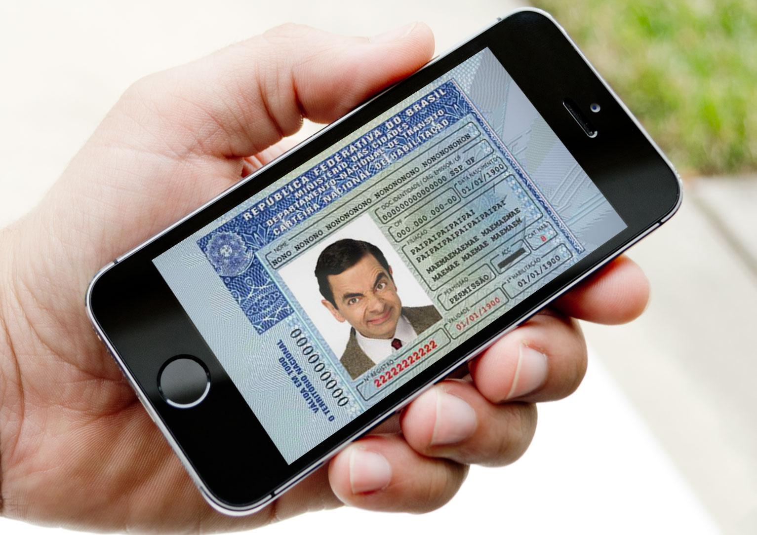 Photo of Em 2018, você poderá levar sua carteira de motorista no celular