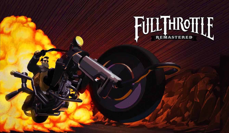 Photo of Jogo Full Throttle ganha versão remasterizada para iOS