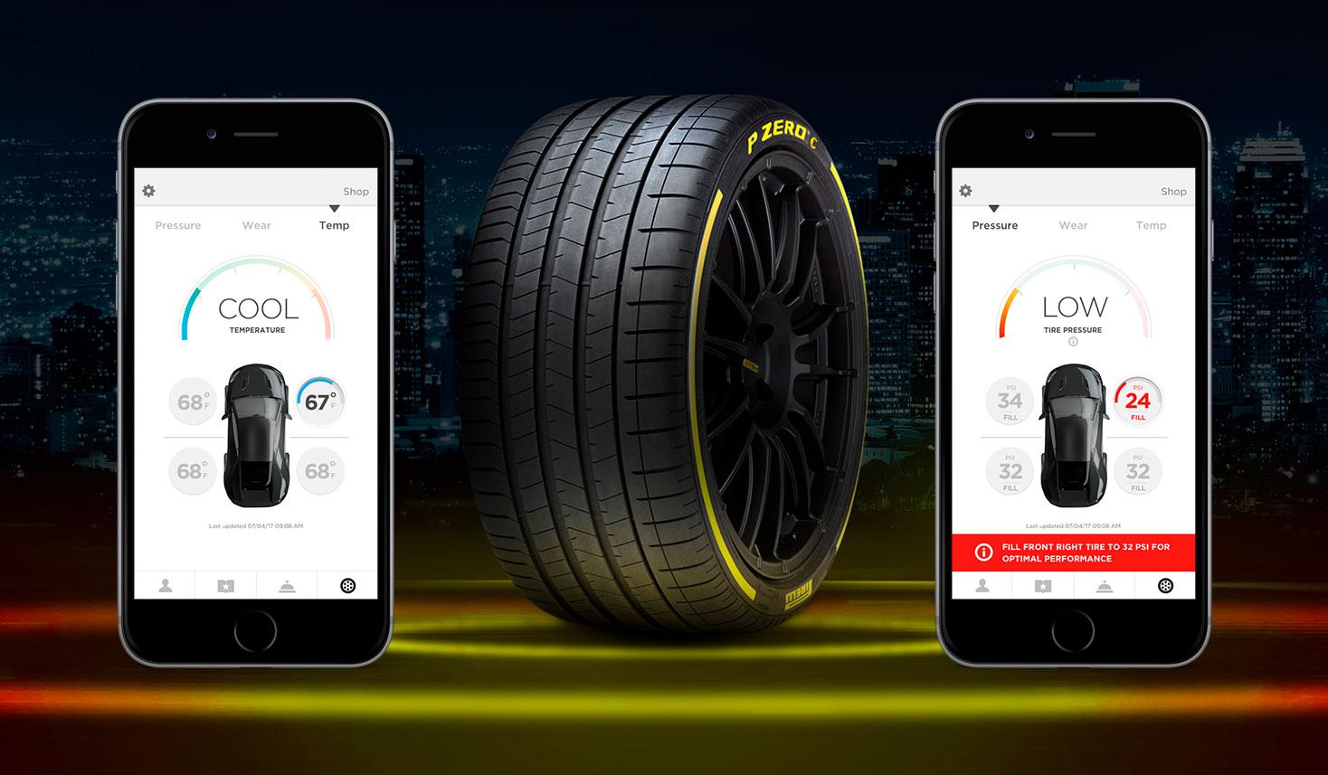 Photo of Em breve, será possível conectar os pneus do carro com o iPhone