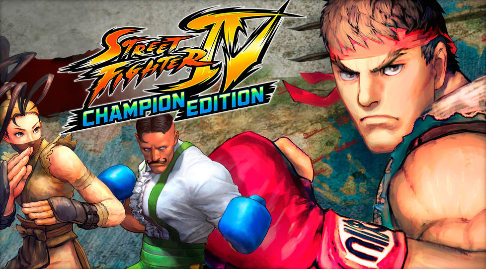 Photo of Street Fighter IV Champion Edition chega à App Store