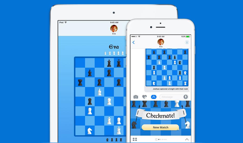 Photo of O aplicativo grátis dessa semana é um jogo de xadrez para iMessage