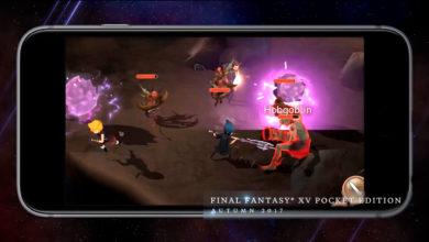 Photo of Square Enix anuncia Final Fantasy XV: Pocket Edition