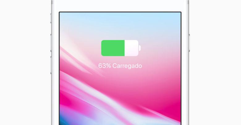 Photo of Bateria do iPhone 8 tem tamanho menor sem perder em autonomia
