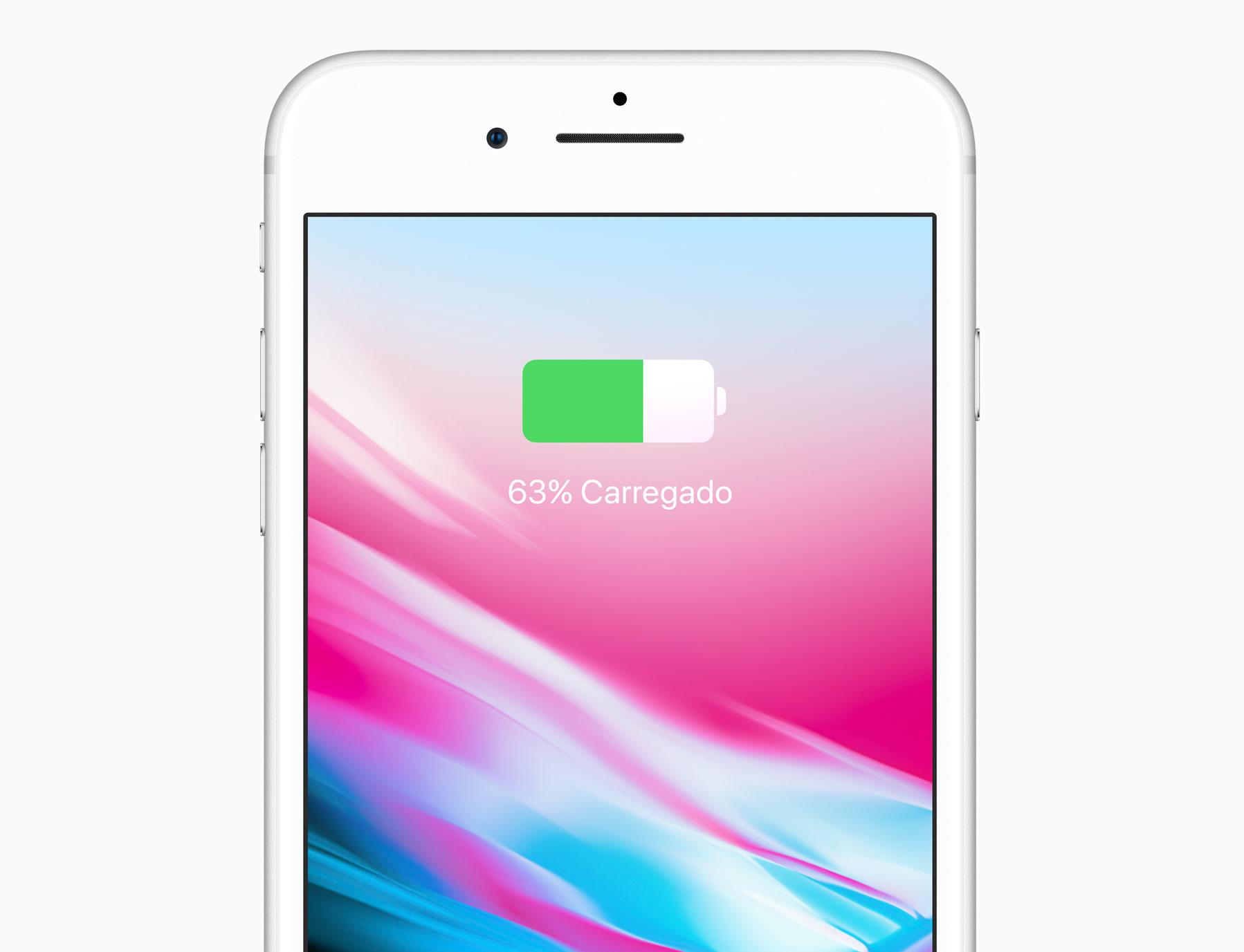 78fe40dc604 Bateria do iPhone 8 tem tamanho menor sem perder em autonomia » Blog do  iPhone