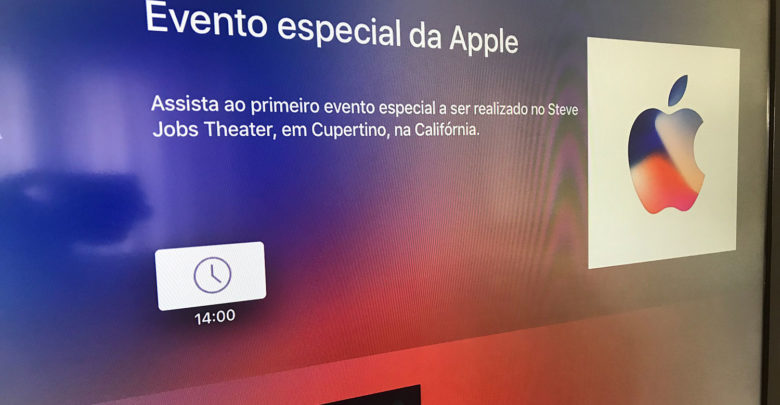 Photo of Apple já prepara transmissão ao vivo do evento da semana que vem