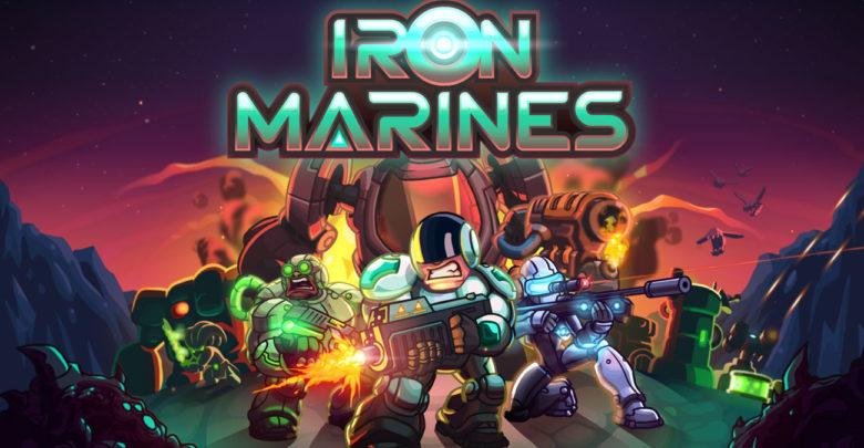 Photo of Iron Marines é um novo jogo feito pelos mesmos criadores de Kingdom Rush