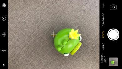 Photo of iOS 11 traz um nivelador para tirar fotos perpendiculares ao chão