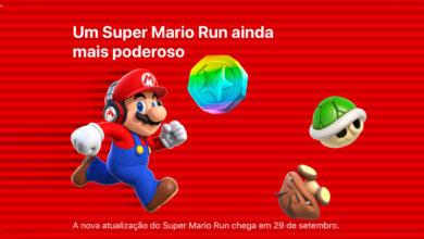 Photo of Super Mario Run ganhará novo personagem, mais fases e desconto temporário no preço