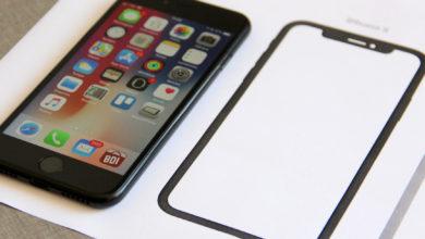 Photo of Imprima o iPhone X em tamanho real e veja a diferença em relação aos outros modelos