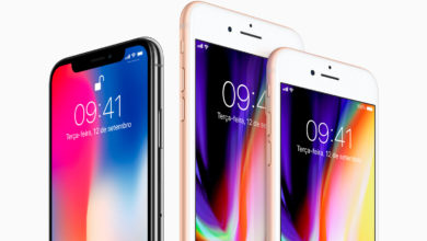 Photo of Tabela comparativa entre o iPhone 7, iPhone 8 e iPhone X