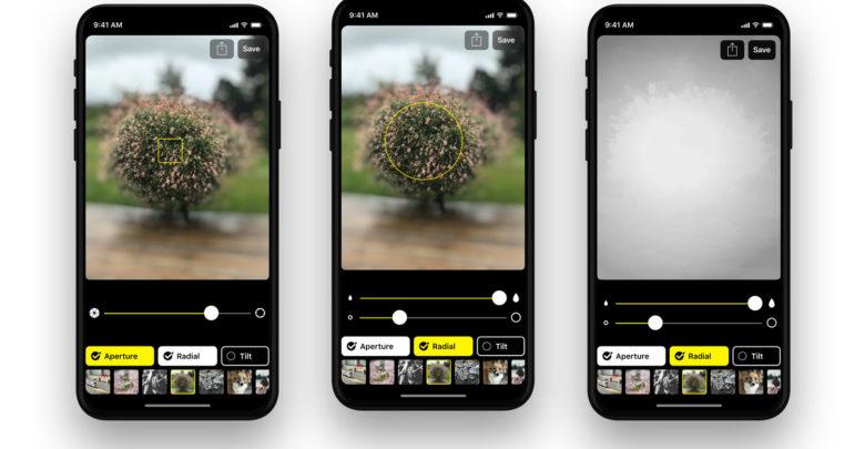 Photo of Aplicativo permite editar profundidade do modo Retrato em fotos feitas com iPhone 7/8 Plus
