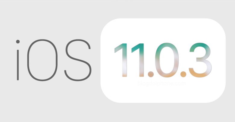 Photo of Apple libera iOS 11.0.3 para todos os usuários