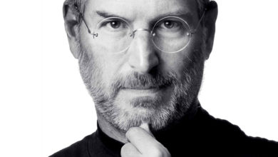 Photo of A história por trás da foto mais famosa de Steve Jobs