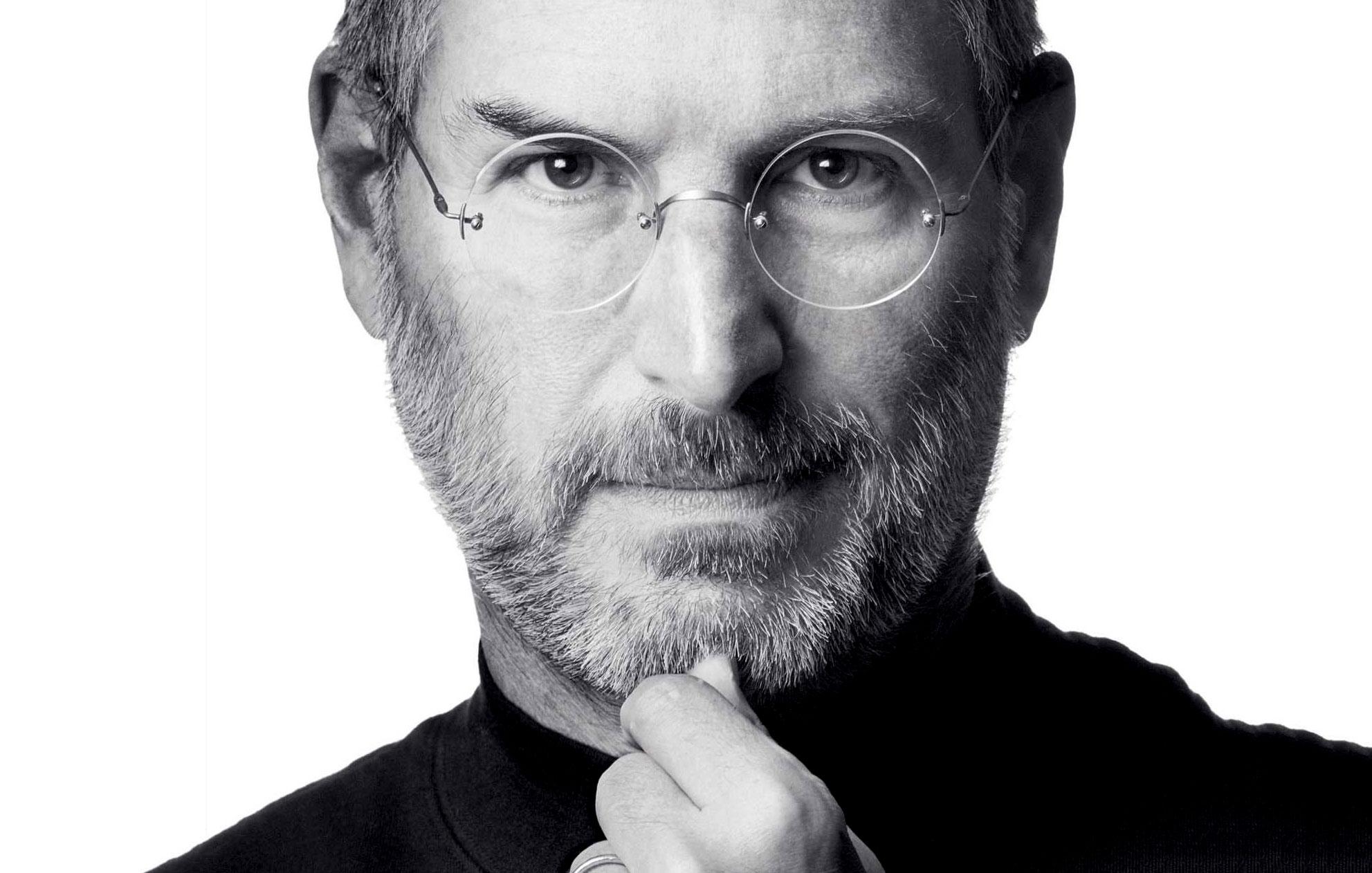 A história por trás da foto mais famosa de Steve Jobs » Blog do iPhone