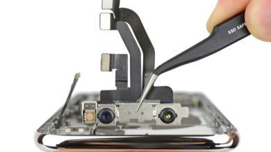 Photo of iFixIt desmonta o iPhone X e mostra detalhes do seu interior
