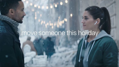Photo of Apple divulga seu comercial de Natal, dando destaque aos AirPods