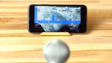 Photo of Vídeo mostra comparação entre a qualidade do alto-falante do iPhone X e do Galaxy Note 8
