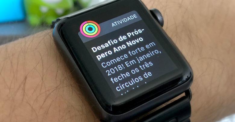 Photo of Usuários de Apple Watch terão desafio de Ano Novo em janeiro
