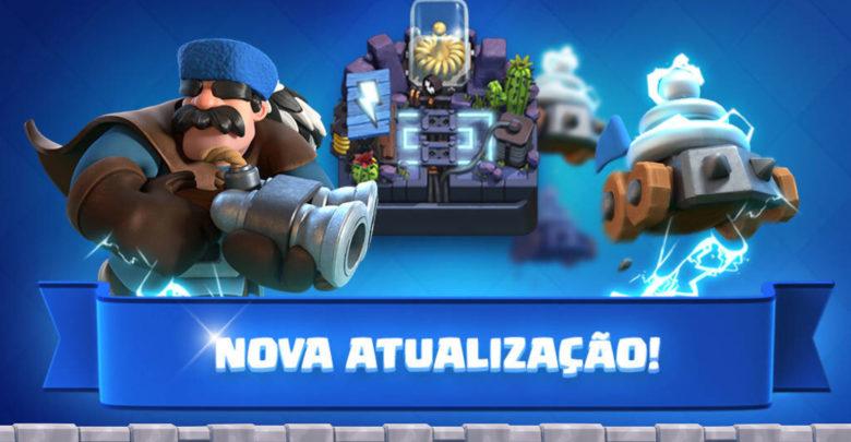 Photo of Clash Royale ganha grande atualização com suporte à tela do iPhone X