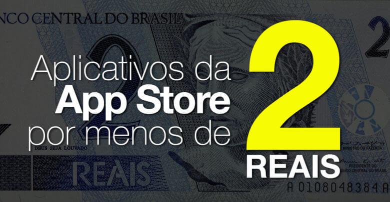 Photo of Confira alguns aplicativos para iPhone e iPad que estão custando menos de 2 reais!