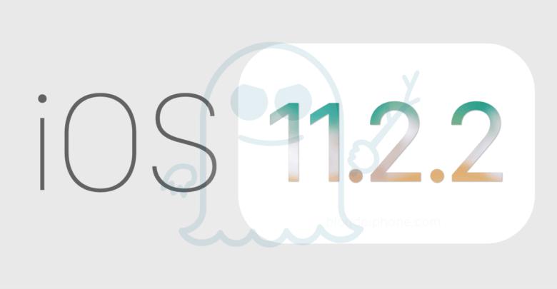 Photo of Apple libera o iOS 11.2.2 para minimizar a falha Spectre no iPhone, iPad e iPod touch 6ª geração