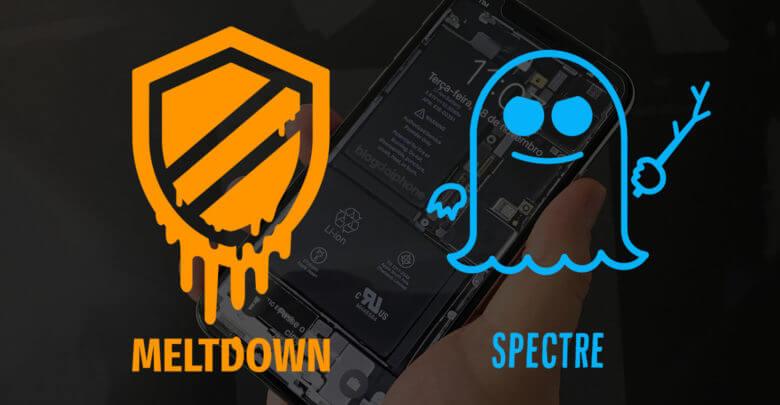 Photo of Apple declara que as falhas Meltdown e Spectre também atingem smartphones