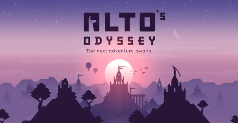 Photo of Jogo Alto's Odyssey já está em pré-venda na App Store