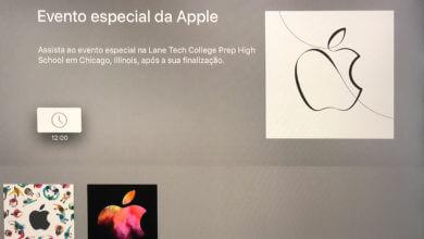 Photo of Apple não irá transmitir em tempo real o vídeo do evento de terça-feira