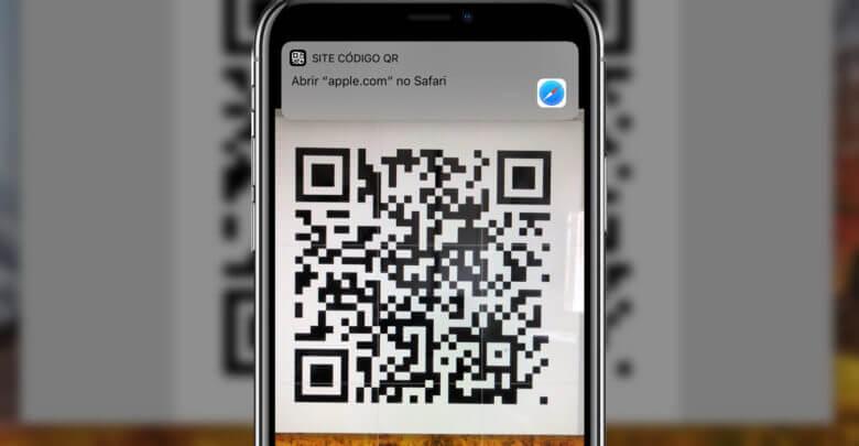 Photo of Vulnerabilidade no leitor QR Code do iOS 11 permite abrir sites maliciosos