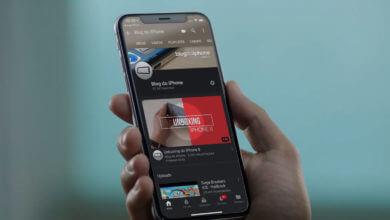 Photo of Aplicativo do YouTube agora tem Tema Escuro, veja como ativá-lo no seu iPhone
